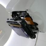 Neuer Strahlkopf in Gantry 2