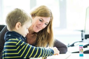 Krebsbehandlung von Kindern mit der Protonentherapie am WPE.