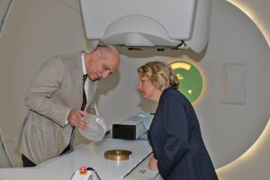 Offizielle Eröffnung des WPE Therapiezentrums in Essen.
