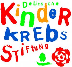 Deutsche Kinder Krebs Stiftung Logo.