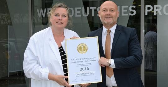"""WPE mit """"Leading Medicine Guide""""-Siegel ausgezeichnet"""