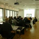 Besuch des Landesverbandes der Prostatakrebsselbsthilfegruppen NRW im WPE