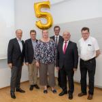 Fünf Jahre Westdeutsches Protonentherapiezentrum Essen – Hoffnung für immer mehr Krebspatienten
