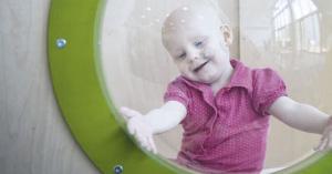 Strahlentherapie von Krebserkrankungen bei Kindern am WPE.