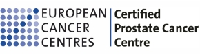 European Cancer Centres certified prostate cancer centre.