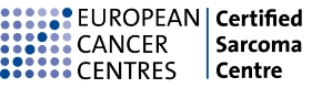 European Cancer Centres Certified Sarcoma Centre.